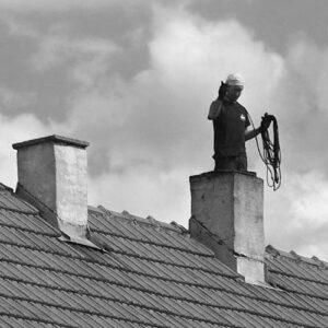 Kontroly a čištění komínů